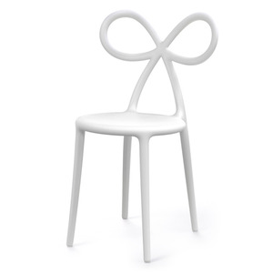 RIBBON CHAIR - WHITE (재고문의)