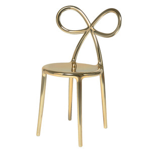 RIBBON CHAIR - GOLD