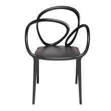 LOOP CHAIR - BLACK